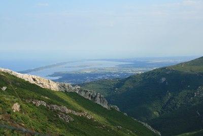 Korsika Berge