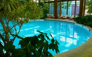 Für die Wellness Oase ist ein Bademantel Pflicht