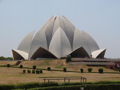 Lotus Tempel - Neu Delhi